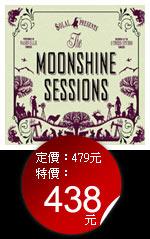 月光傳奇 / Moonshine Sessions (CD+DVD)